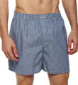 Calvin Klein Woven Relaxed Fit Boxer U1147