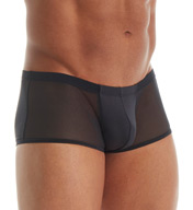 Cover Male Seductive Sheer Back Trunk CM164