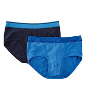 Dockers Cotton Stretch Fashion Brief - 2 Pack 2000321