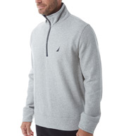 Nautica Fleece Long Sleeve 1/4 Zip Pullover K53700